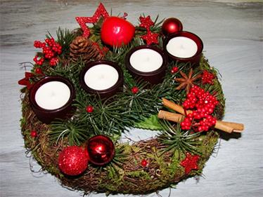 Vianočné aranžmány