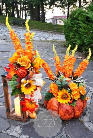 Jesenné aranžmány