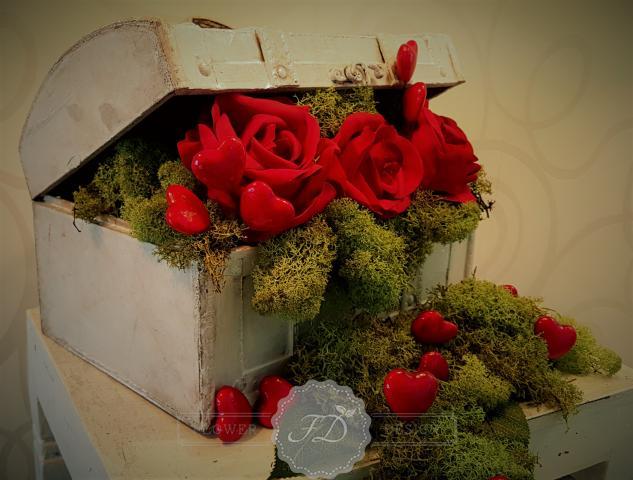 valentinska vyzdoba