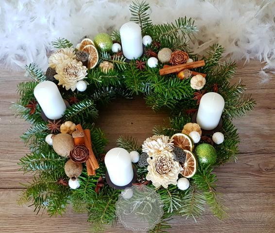 vianocne aranzmany